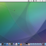 お気に入りのMacSkinです。Dockyと組み合わせるとほぼMacと同じ操作感を得られます。