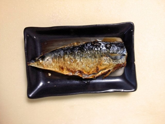 鯖の煮込み